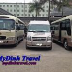 Cho thuê xe 16 chỗ tại Thanh Xuân