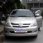 Thuê xe 4 chỗ tại Thanh Xuân