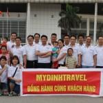 So sánh giá cước taxi và xe MyDinh Travel