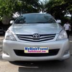 Cho thuê xe 7 chỗ tại Phạm Văn Đồng