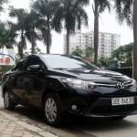 Cho thuê xe có lái giá chỉ 5.000đ/km