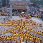 Cho thuê xe 16 chỗ đi đền Trần-Phủ Giầy