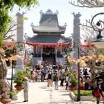 MyDinh Travel cho thuê xe 16 chỗ đi đền Hùng