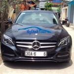 Cho Thuê Xe Mercedes C200