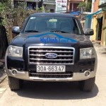 Cho thuê xe Ford Everest