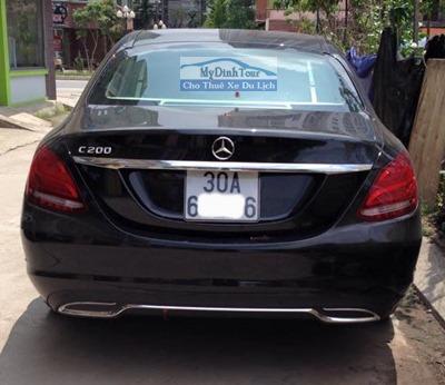 thue xe Mercedes gia re tai Ha Noi
