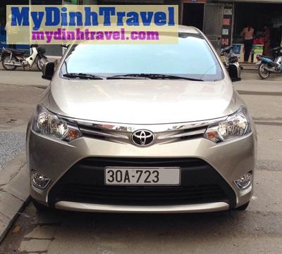 cho thuê xe tại Hà Nội
