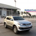 Thuê xe ô tô ở Trần Bình
