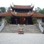 Thuê xe đi đền Mẫu Âu Cơ – Phú Thọ
