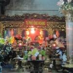 Thuê xe đi đền ông Hoàng Bảy