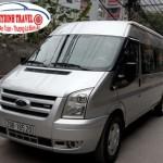 Thuê xe 16 chỗ đi đền Trần – Thái Bình