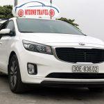 Cho thuê xe Sedona Kia VIP giá rẻ Mydinh travel