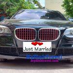 Cho thuê xe cưới BMW 750LI